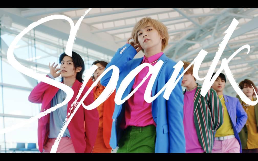 次世代ボーイズグループ「VOYZ BOY」、3ヶ月連続配信リリース第一弾タイトル「Spark」のMV公開サムネイル画像!