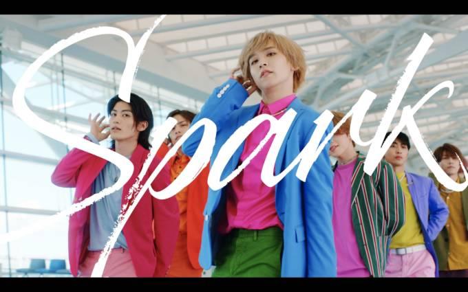 次世代ボーイズグループ「VOYZ BOY」、3ヶ月連続配信リリース第一弾タイトル「Spark」のMV公開