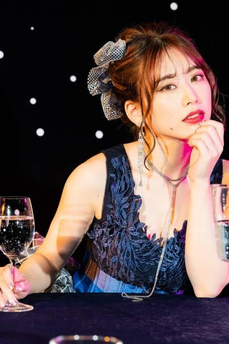 フィロソフィーのダンス・奥津マリリ、澤部渡(スカート)提供のソロ曲「花をください」を配信リリース