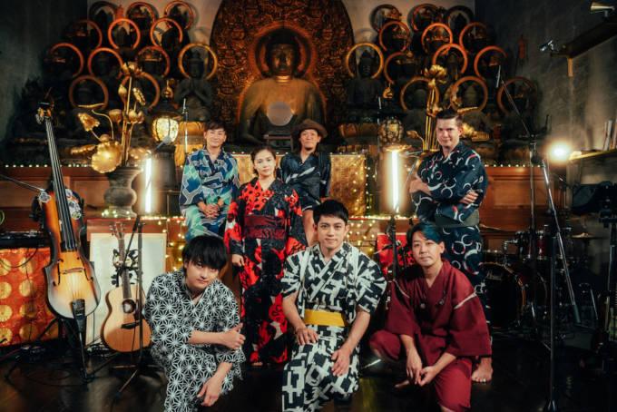 9月12日にクレイユーキーズ with yui、今年も京都即成院から配信ワンマンライブ決定