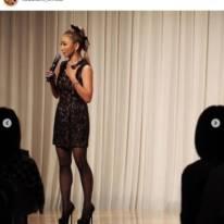 「レベチで可愛い」倖田來未、美脚のミニワンピースSHOTに絶賛の声「スタイルが美しすぎる」