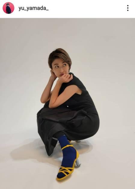 山田優、弟・親太朗氏が撮影した美スタイルSHOTに反響「素敵な姉弟」「雑誌に載ってもおかしくない」サムネイル画像!