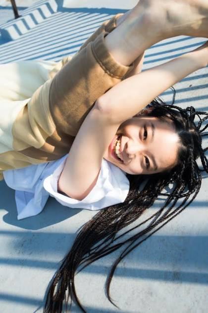 xiangyu、マンホールの謎について歌う「MANHOLE」リリースサムネイル画像!