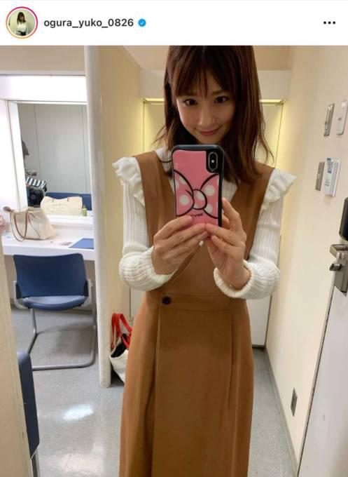 """「きちんと話し合っていこうと…」小倉優子、長男との""""ささいな喧嘩""""明かす"""