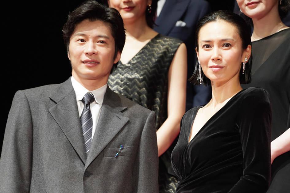 田中圭、中谷美紀との夫婦役に本音「怒られると思ってました」サムネイル画像!