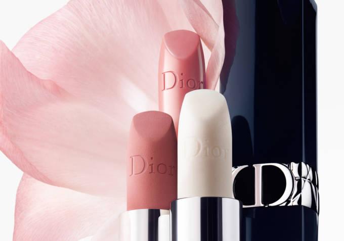 Diorから美しさ咲き誇るクチュール ヌード「ルージュ ディオール バーム」新発売