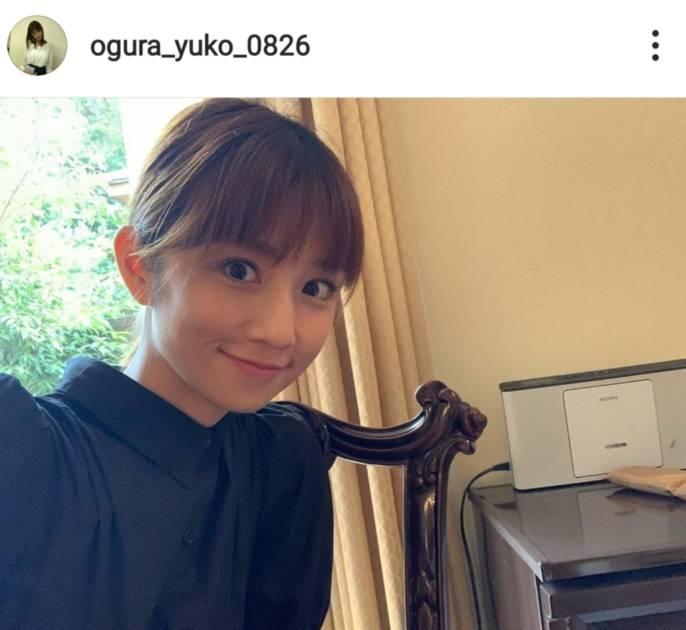 小倉優子、ファンからアドバイス多数の三男の近況報告「そうだ!! ミルクをあげよう」サムネイル画像!