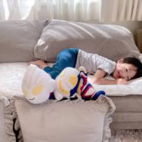 「三日間ワンオペだったから…」辻希美、ご機嫌な寝起きの三男に安心「疲労度も精神的にも違うのさ」