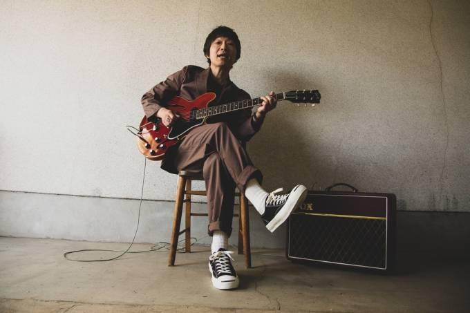 ジュンスカ宮田和弥、6th配信シングル「フリージア」をリリース