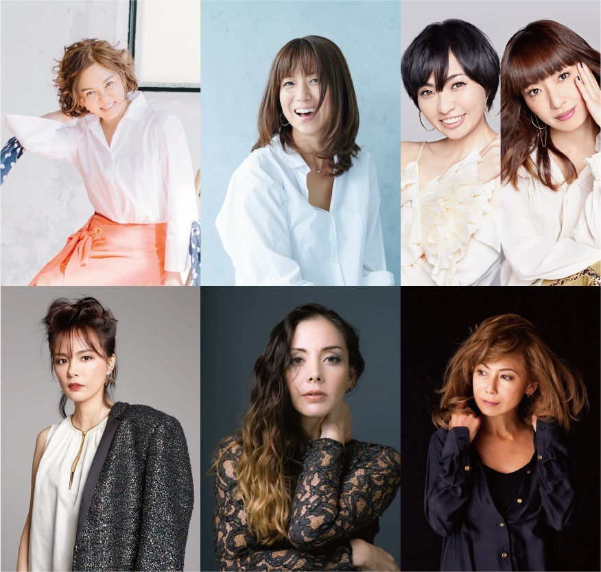ママ・アーティスト6組集結の音楽祭『ママホリ2021』チケット受付&中村あゆみのママ応援動画を公開開始