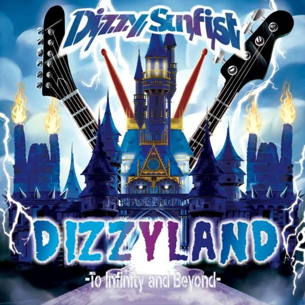 Dizzy Sunfist、ニューアルバムからの新曲「N.i.n.j.a feat PETA&LARRY(GARLIC BOYS)」がテレビ朝日「空気階段の空気観察」10月度エンディングソングに決定サムネイル画像!