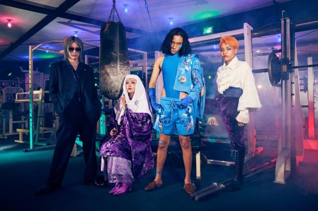 女王蜂、完全生産限定盤New Single『KING BITCH』ジャケット写真&ティザー映像公開サムネイル画像!