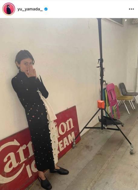 「細い」山田優、美スタイル際立つ私服SHOTに反響「可愛すぎる私服」サムネイル画像!
