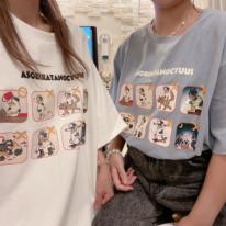 """辻希美、長女との""""お揃い""""Tシャツコーデ2ショット公開「希空がブルーで私が白」「可愛い」"""